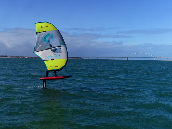 Wing Foil Kurs Fehmarn Ostsee