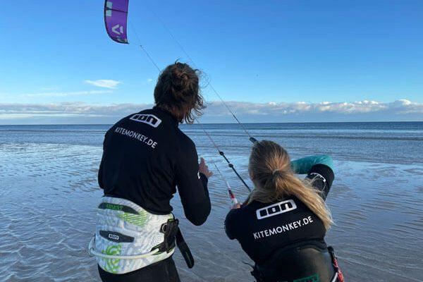 Kitesurf Personal Training Fehmarn Gollendorf